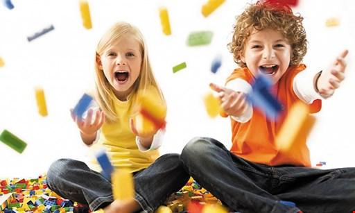 Product image for Snapology $20 For A 2 1/2 Hour Play Pass For 2 Children (Reg. $40)