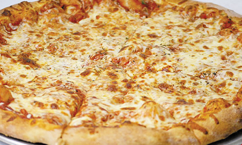 Product image for Caraglio's  Pizza $15.50 For 1 Large Cheese Pizza & 1 Dozen Boneless Wings (Reg. $31)