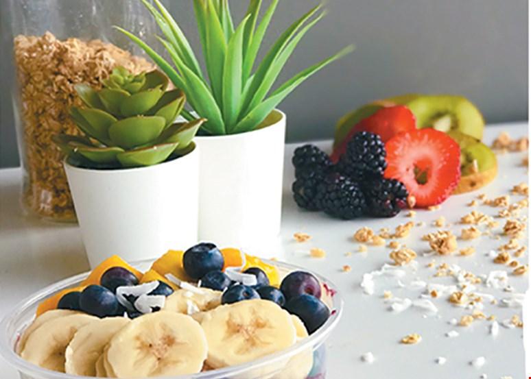 Product image for Yogurtini $10 For $20 Worth Of Yogurt, Acai & More