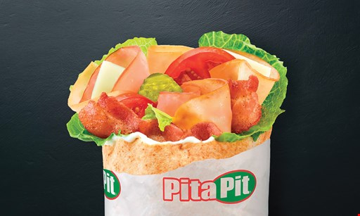 Product image for Pita Pit $10 For $20 Worth Of Casual Dining