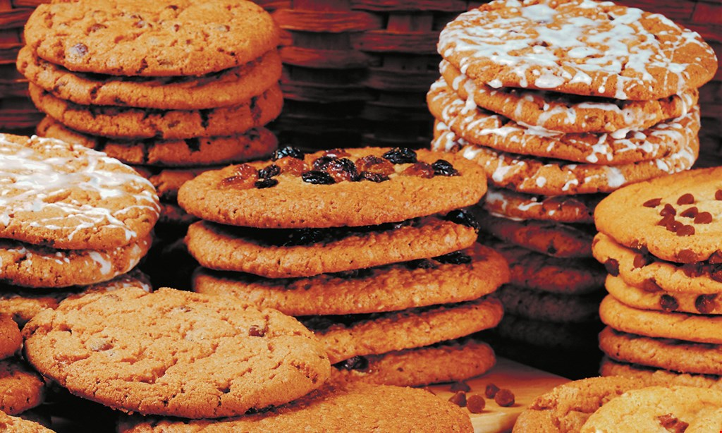 Product image for Muscoreil's Fine Desserts, Gourmet Cakes & Bistro $46 For A Pre-Made 5-lb. Cookie Tray (Reg. $92)