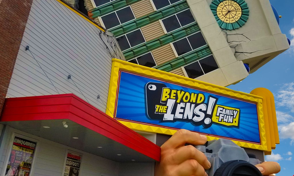 Product image for Beyond The Lens 2 Adult VIP Admissions for $27 (Reg. $54)