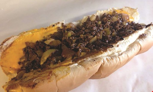 Product image for Philly Steakout $10 For $20 Worth Of Cheesesteaks & More