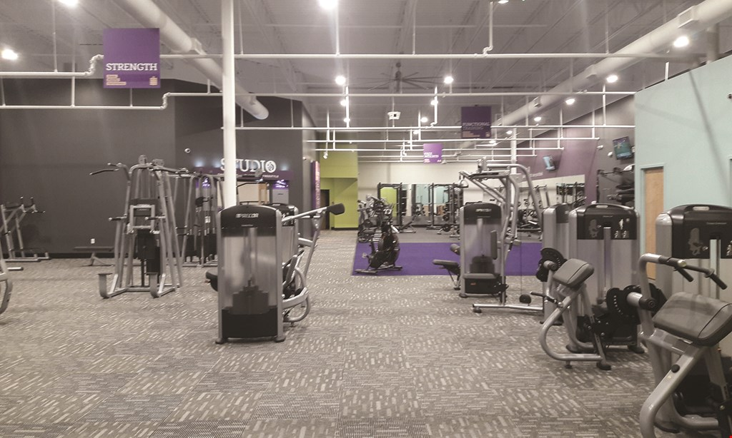 Product image for Anytime Fitness - Boothwyn $85 For A 3 Month Membership Including Key Fob (Reg. $170)