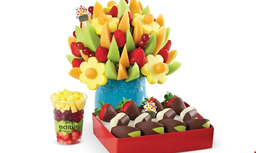 Product image for Edible Arrangements $20 For $40 Toward Fresh Fruit Arrangements