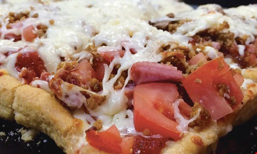 Product image for D & G Famous Pizza N Subs $10 For $20 Worth Of Casual Dining