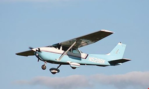 Product image for Interstate Aviation Inc. @ Robertson Airport $124.72 For A 1-Hour Scenic Flight For 2 People (Reg. $249.43)