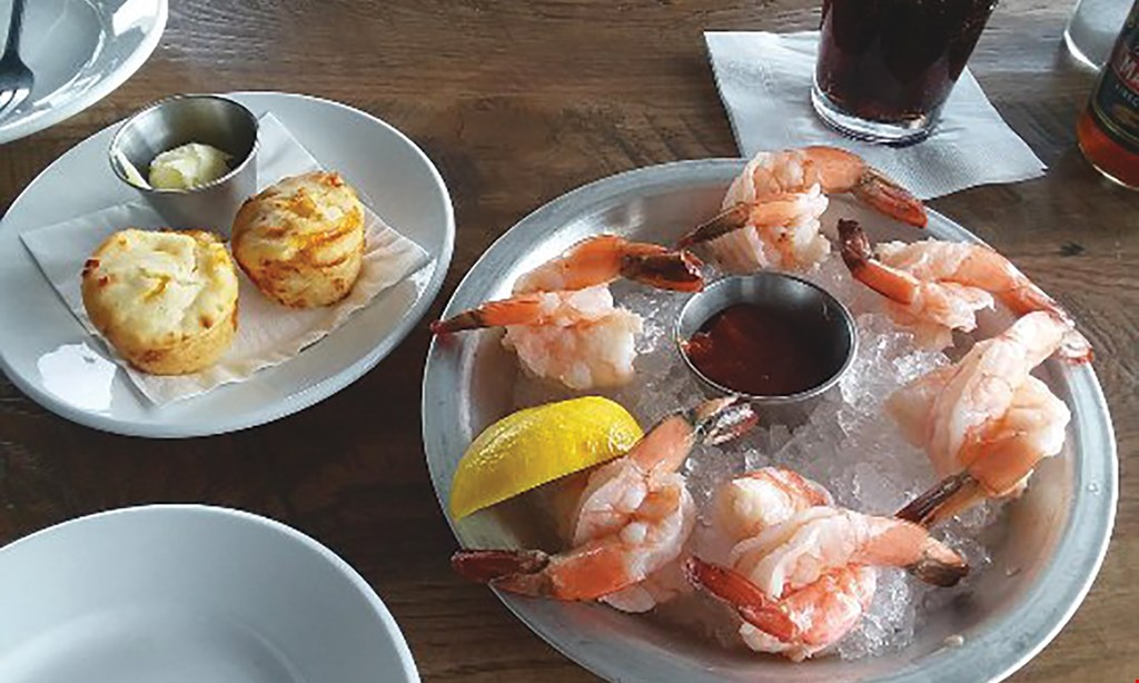 Product image for Hudson Coastal Raw Bar & Grille $15 For $30 Worth Of Seafood Cuisine & More