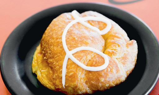 Product image for P. Croissant $10 For $20 Worth Of Bakery/Cafe Items