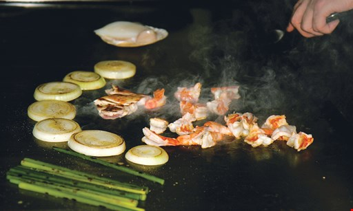 Product image for Sakura Japanese Steak, Seafood House & Sushi Bar $15 For $30 Worth Of Japanese Hibachi & Sushi Dinner Dining