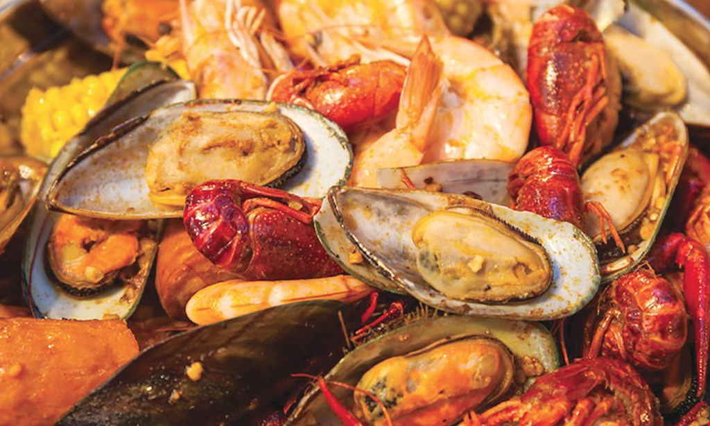 Product image for Crafty Crab $15 For $30 Worth Of Cajun Seafood (Also Valid On Take-Out W/Min. Purchase Of $45)