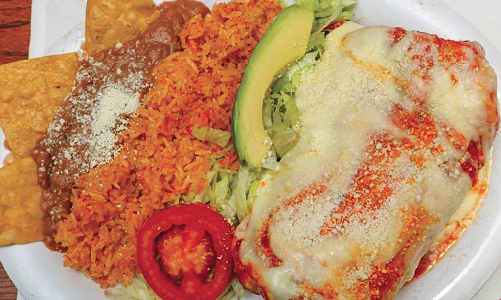 Product image for El Patron 2 $15 For $30 Worth Of Mexican Cuisine