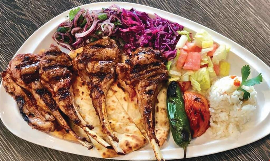 Product image for Blu Mediterranean Restaurant $20 For $40 Worth Of Mediterranean Cuisine
