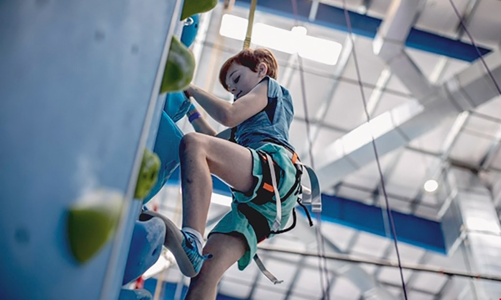 Product image for Reach Climbing $22 For A Single Day Pass For 2 People (Reg. $44)