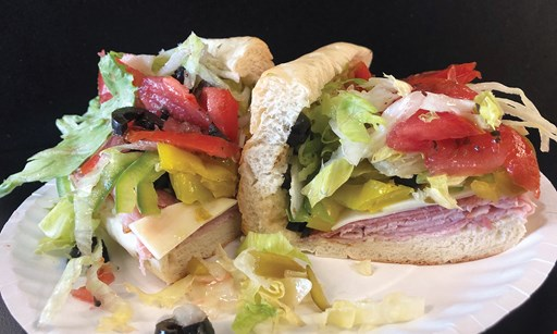 Product image for Simply Yum Yum Bakery $10 For $20 Worth Of Deli Sandwiches & Pastries