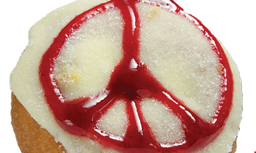 Product image for Peace, Love & Little Donuts $10 For $20 Worth Of Donuts