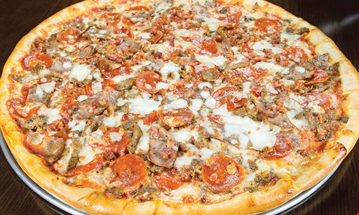 Product image for Greco's New York Pizza $10 For $20 Worth Of Casual Dining