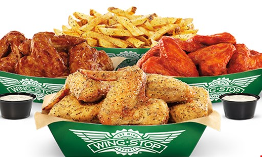 Product image for Wing Stop $10 For $20 Worth Of Casual Dining