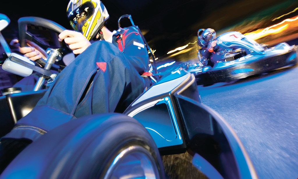 Product image for Arnold's Family Fun Center $20 For 4 Arnold's Go-Kart Rides 2 Per Person For 2 People (Reg. $40)