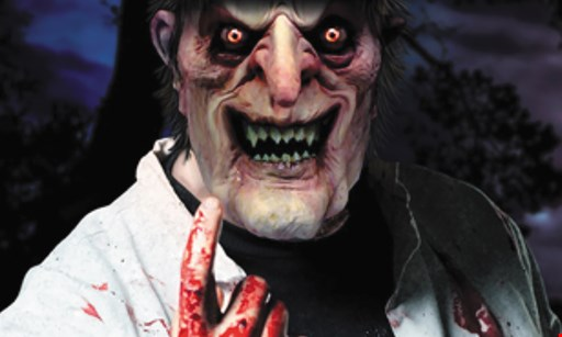 Product image for Fright Haven $25 For Admission For 2 To Fright Haven, Valid 9/12/20 To 11/7/20 (Reg. $50)
