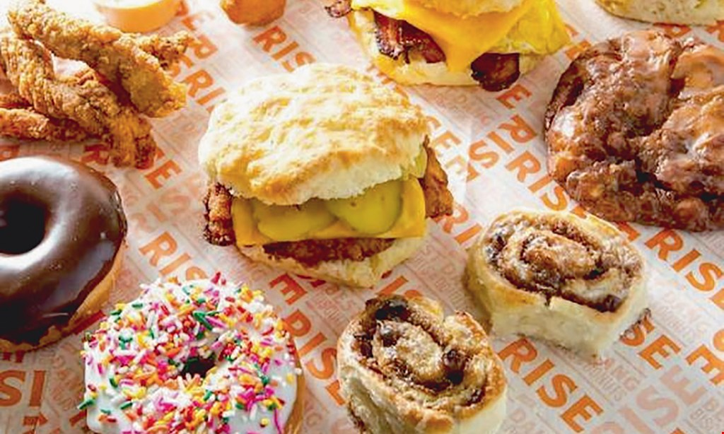 Product image for Rise Biscuits & Donuts $10 For $20 Worth Of Casual Dining