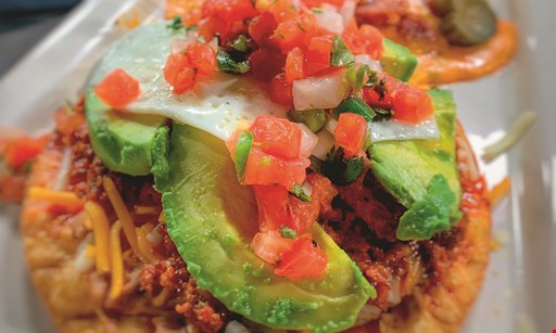 Product image for Tostadas $15 For $30 Worth Of Casual Dining