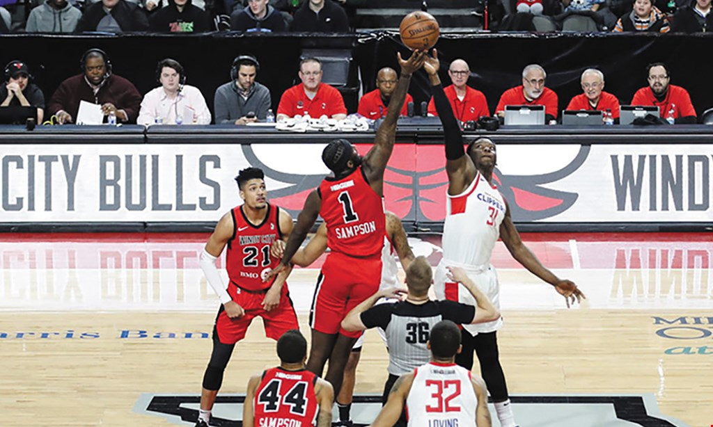 Product image for Windy City Bulls $20 For 2 100-Level Center Tickets To A 2019-20 Season Home Game (Reg. $40)
