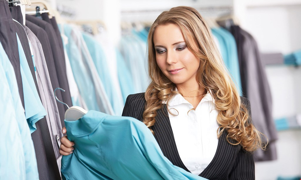 Product image for Vogue Cleaners Crystal Lake $15 For $30 Worth Of Dry Cleaning Services & More