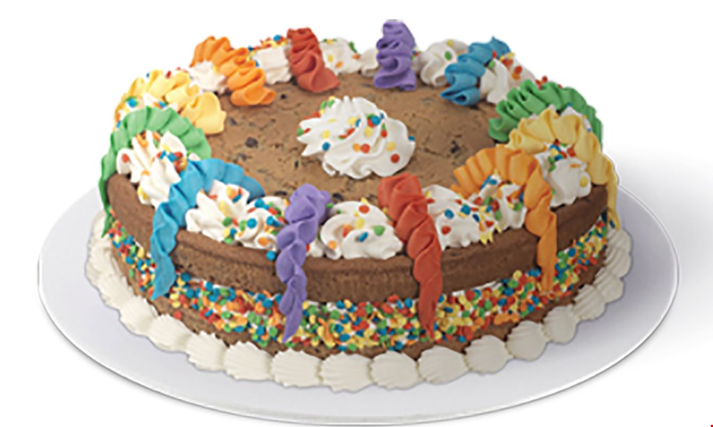 Product image for Baskin Robbins - Carrollton $10 For $20 Worth Of Ice Cream, Cakes & More