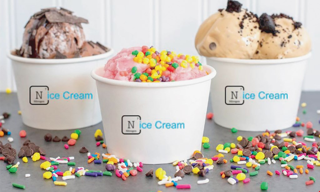 Product image for Nice Cream $10 For $20 Worth Of Frozen Treats