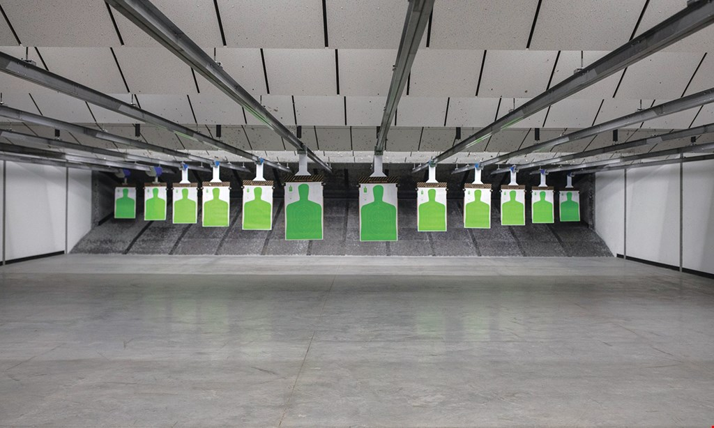 Product image for Southwick's $15 For 1 Hour Of Range Time For 2 People (Reg. $31.50)