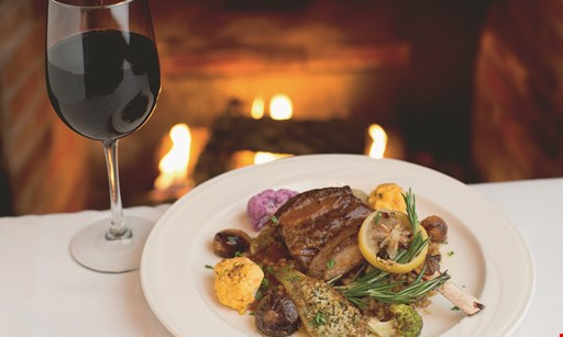 Product image for The Elkridge Furnace Inn $25 For $50 Worth Of Fine Dinner Dining (Also Valid On Take-Out W/ Min. Purchase Of $65)