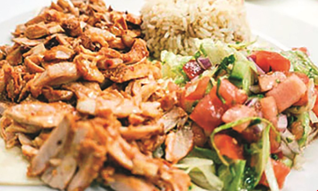 Product image for Turkish Grill $10 For $20 Worth Of Turkish Cuisine
