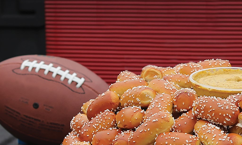 Product image for Philly Pretzel Factory $10 For $20 Worth Of Worth Of Pretzels & More