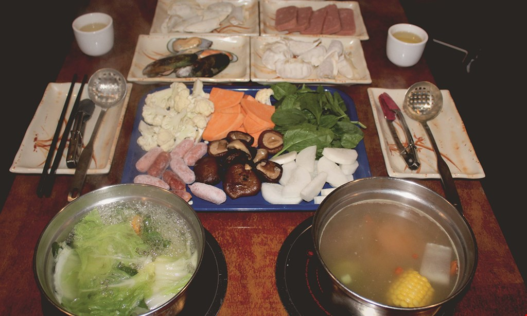 Product image for Hot Pot $15 For $30 Worth Of Asian Dinner Dining