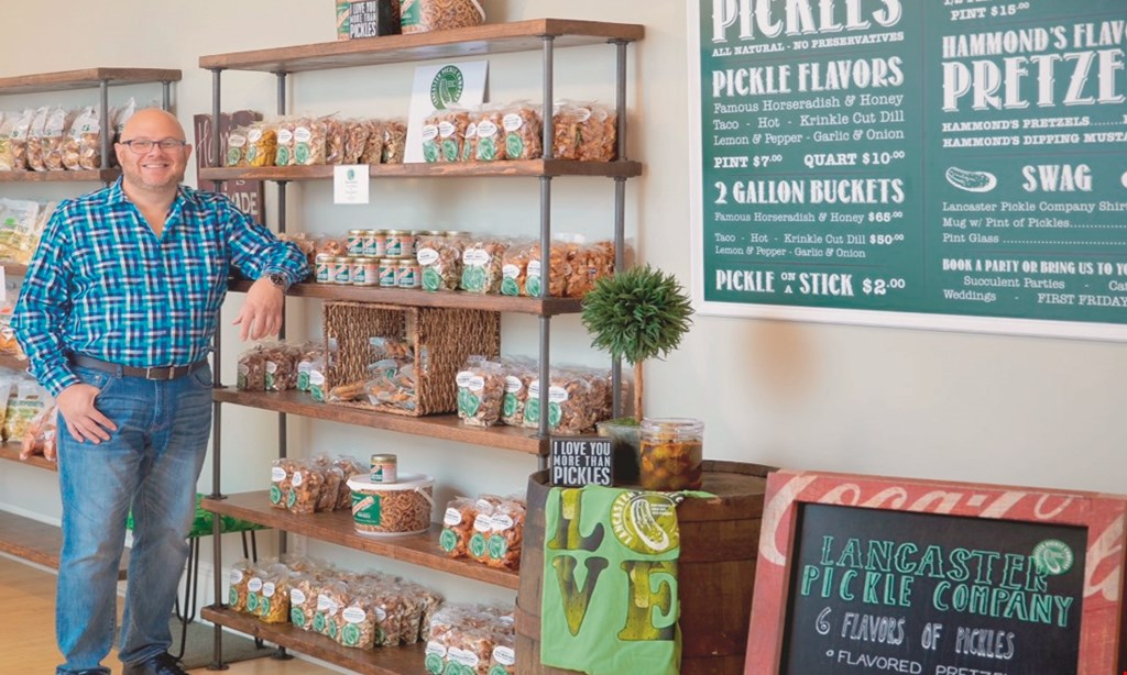 Product image for Lancaster Pickle Company $10 For $20 Worth Of Pickles, Snacks & More