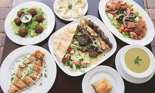 Product image for Zenobia Mediterranean & Kebab Grill $15 For $30 Worth Of Mediterranean Cuisine