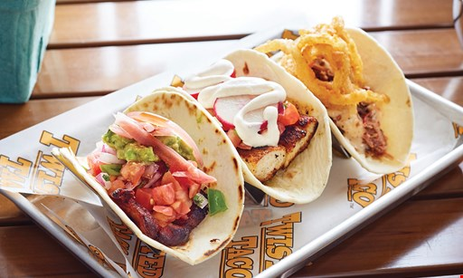 Product image for Twisted Taco-Johns Creek $15 For $30 Worth of Mexican Cuisine