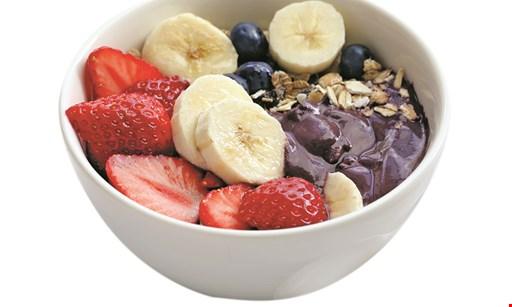 Product image for Yogurt Lounge - Escondido $10 For $20 Worth Of Yogurt & More