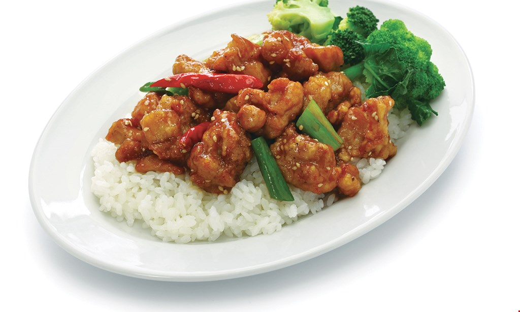 Product image for China House $10 For $20 Worth Of Chinese & Japanese Cuisine
