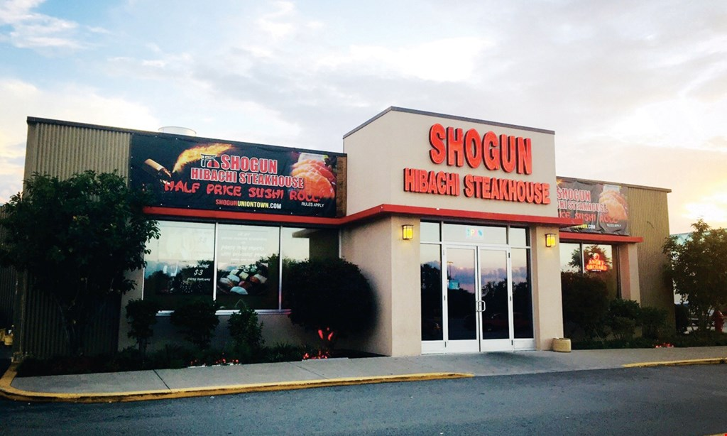 Product image for Shogun Japanese Steakhouse $10 For $20 Worth Of Casual Dining