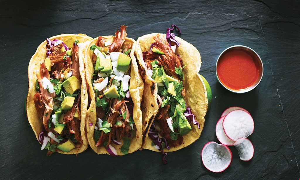 Product image for Right Coast Taqueria $10 For $20 Worth Of Mexican & Salvadoran Cuisine