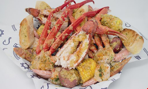 Product image for Melbourne Seafood Station $15 For $30 Worth Of Casual Dining