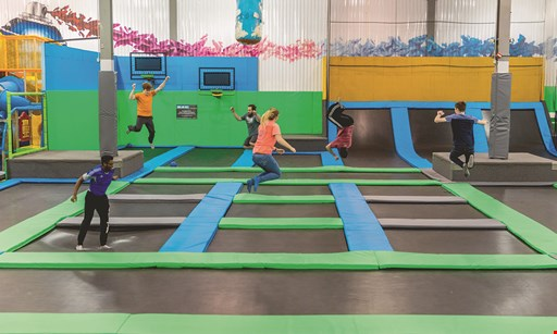 Product image for Airdrenaline $15 For 2 60-Minute Jump Passes (Reg. $30)