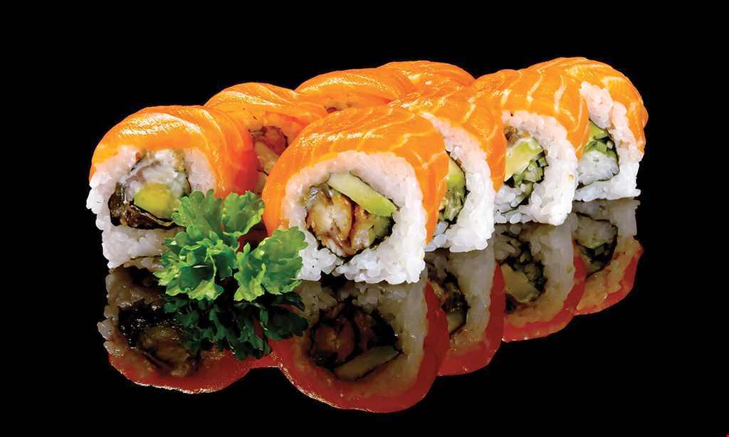 Product image for Takeshi Sushi $20 For $40 Worth Of Japanese Cuisine