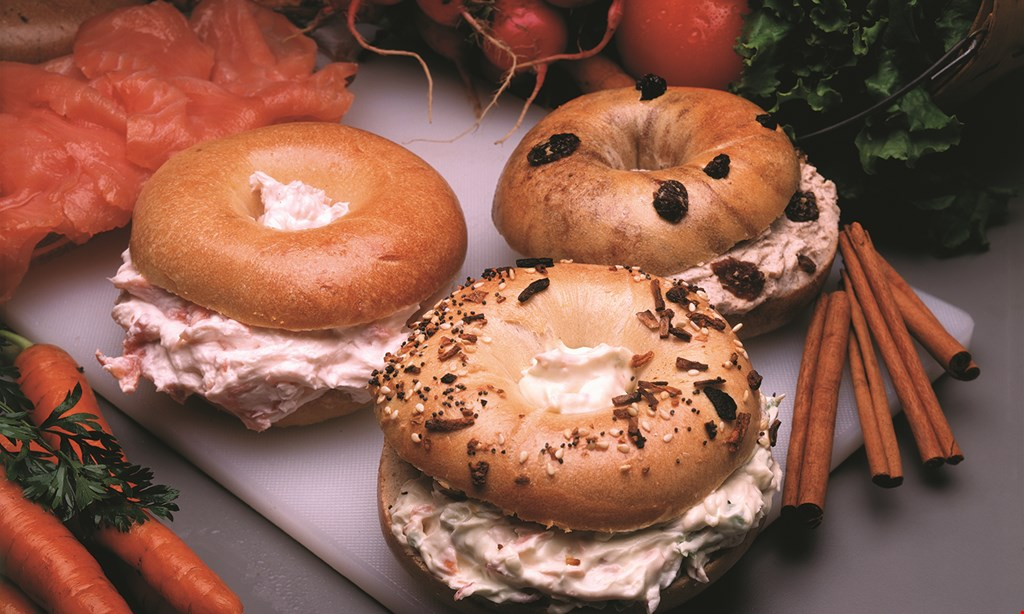 Product image for Bagel World $10 For $20 Worth Of Bagels & More
