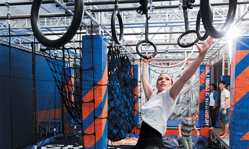 Product image for Sky Zone $21 For A 90 Minute Jump Session For 2 (Reg. $42)