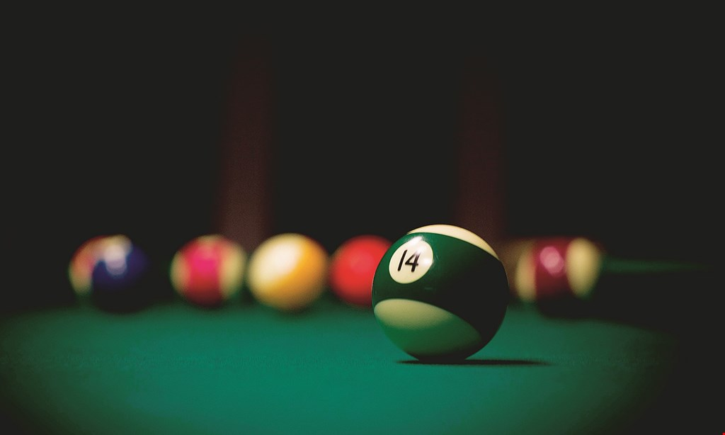 Product image for Trick Shots Billiards University $10 For $20 Worth Of Casual Dining/Pool Table Rental