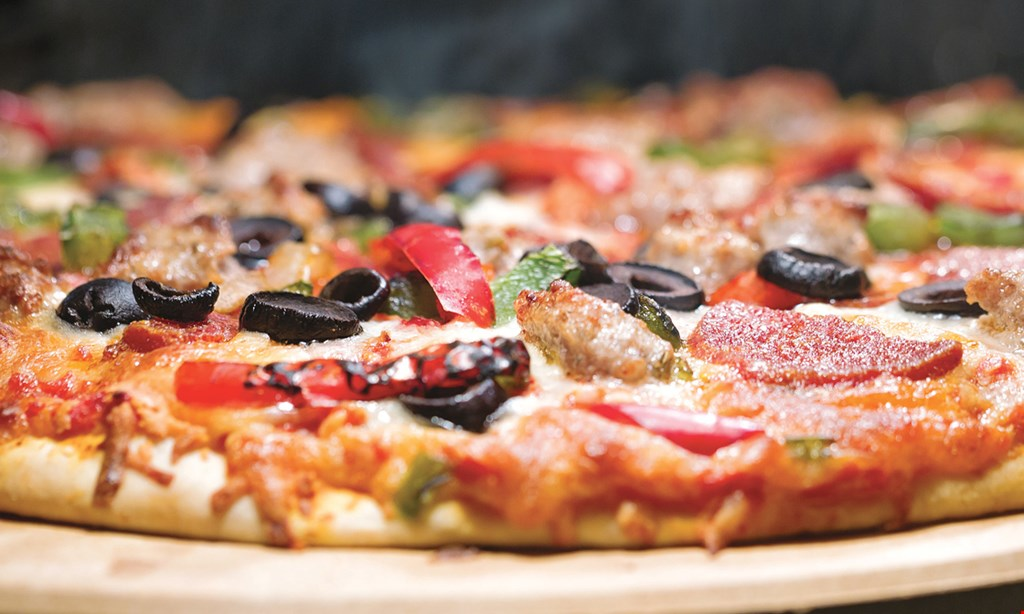 Product image for Brucci's Pizza - Fruit Cove $15 For $30 Worth Of Fresh Made Pizza, Italian Food & Drinks