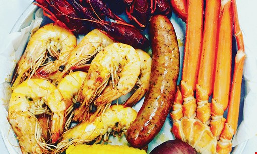 Product image for Cajun Crab Shack $15 for $30 Worth Of Cajun Seafood